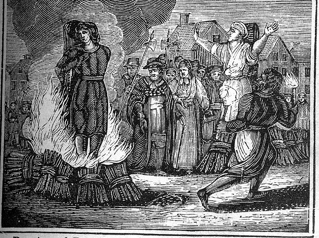 400 Year Old Witchcraft Case gets a retrial