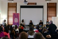 Feminism and publishing with Susan Hawthorne (Spinifex Press), Zoya Patel (feminartsy) & Marisa Pintado (Hardie Grant Egmont) & Stephanie Convery (Overland)