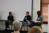 Zoya Patel, Susan Hawthorne & Stephanie Convery