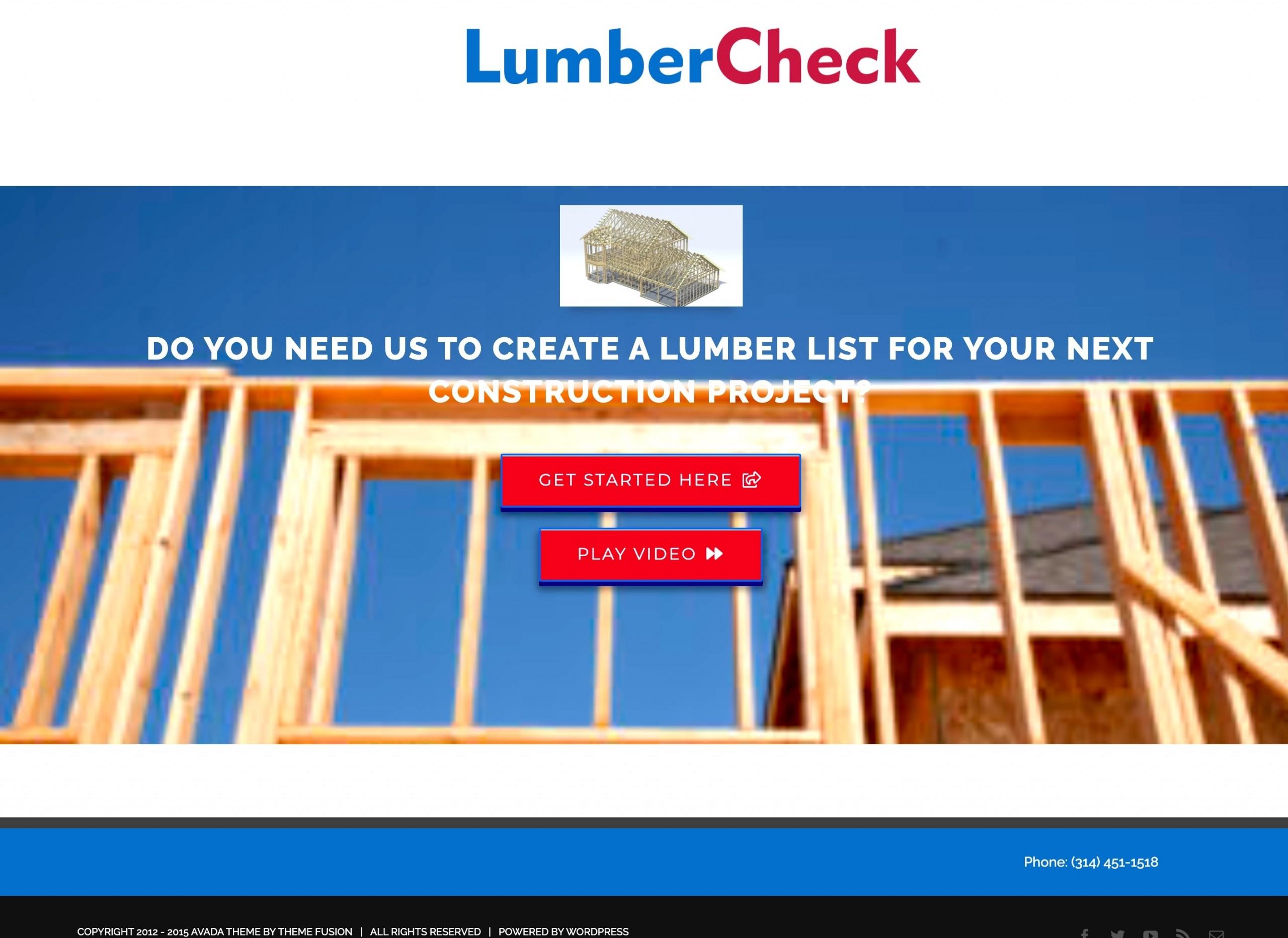 Lumbercheck