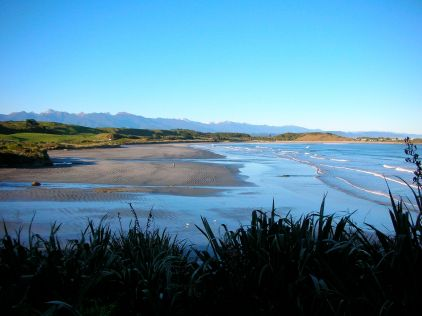 27th June Morning light over Tauranga Bay