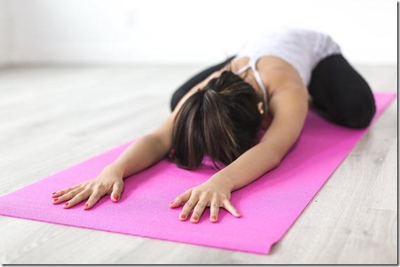Vie corporelle pour réduire le stress