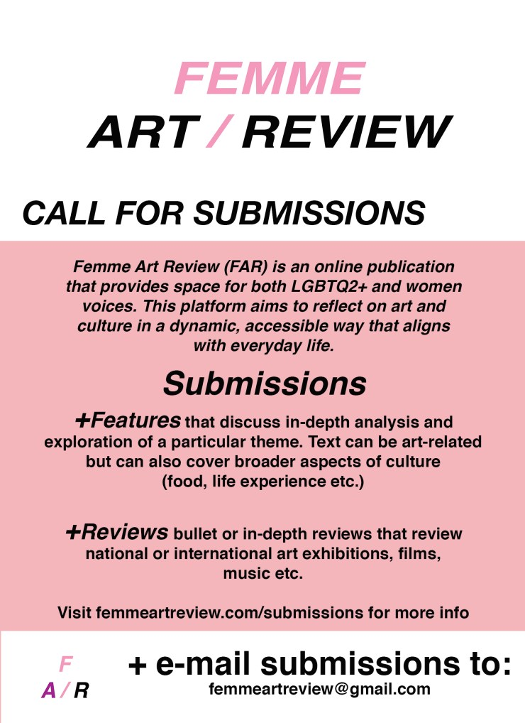 Femme Call For Submissions