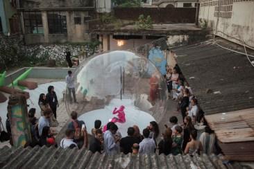 Henry Tan & Partners, Merchants of Merchants (2019). Performance. Colomboscope 2019: Sea Change, Colombo (25–31 January 2019).Colomboscope. Photography by Ruvin de Silva