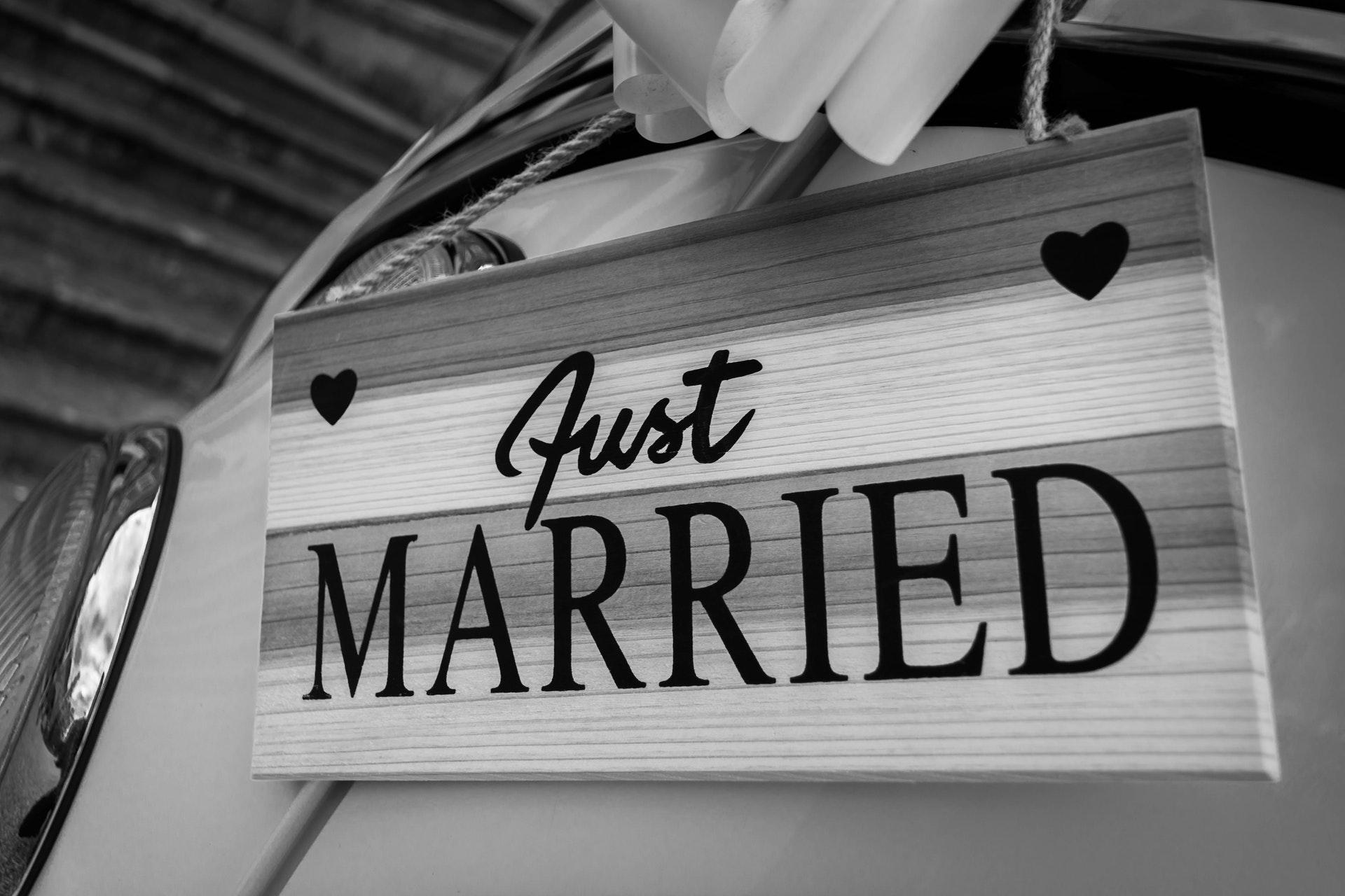 Les questions à se poser avant de se marier !