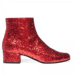 Chaussures à paillettes Saint Laurent