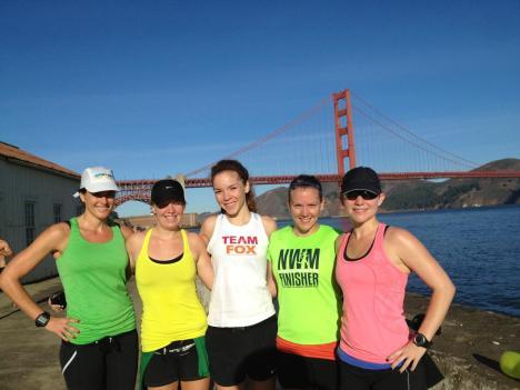 Ferry Building to Golden Gate Long Run