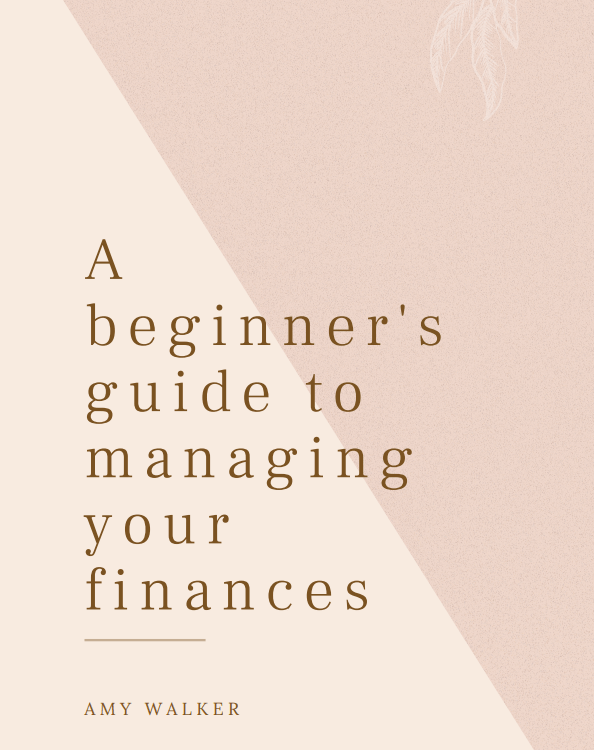 Beginners Guide To Managing Your Finances eBook