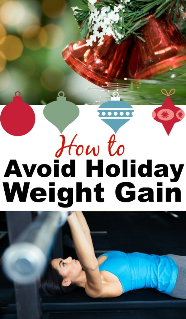 Avoid annoying holiday weight gain with these workout tips. #holidayfitness #holidayworkout #exercise #fitfam #womenshealth