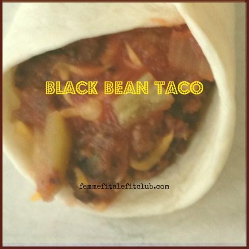 Blackbeantaco