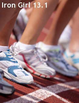 Iron Girl Half Marathon