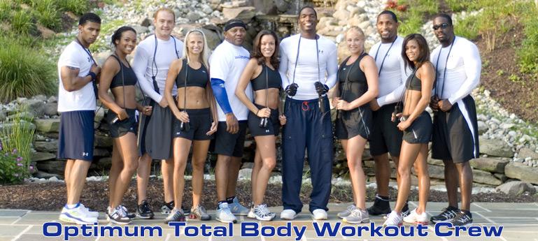 Sanders Optimum Fitness