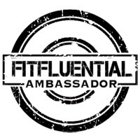 FitFluential Ambassador Badge