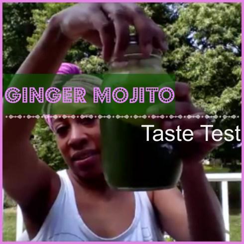 Ginger Mojito Juice Recipe