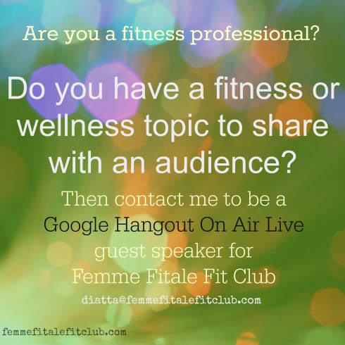Get interviewed on Google Hangout On Air Live