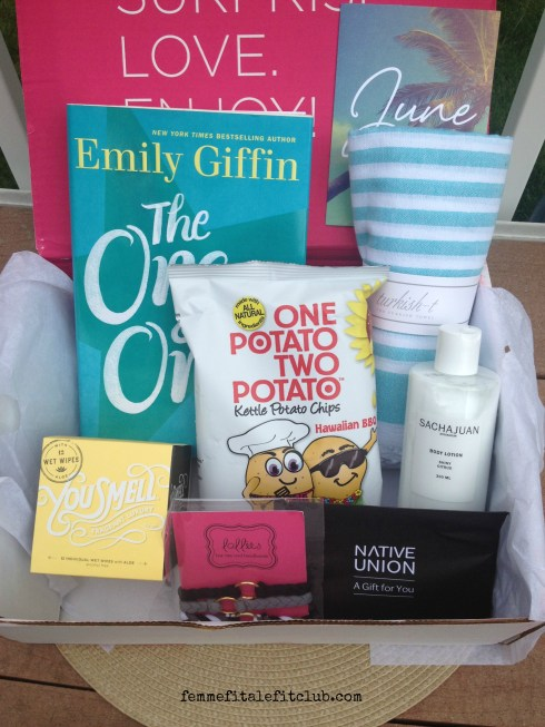 June Must Have Box by POPSUGAR