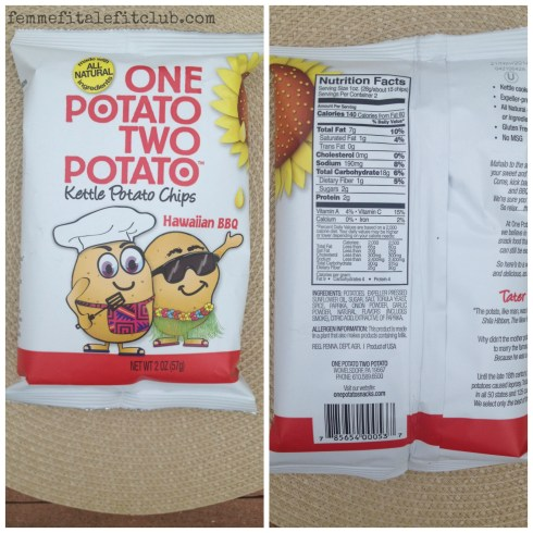 One Potato, Two Potato Kettle Chips