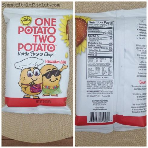 One Potato, Two Potato Kettle Chips
