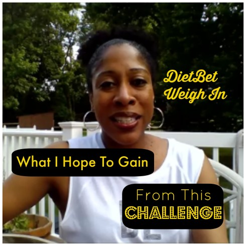 DietBet and What I Hope To Gain