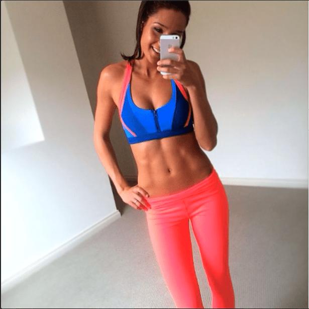 Kayla Itsines #fitness #australia #workout #exercise
