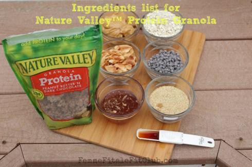 Nature Valley™ Protein Granola