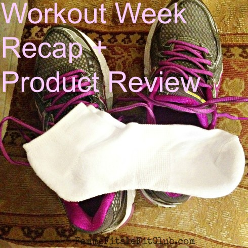 Workout Week Recap and Review
