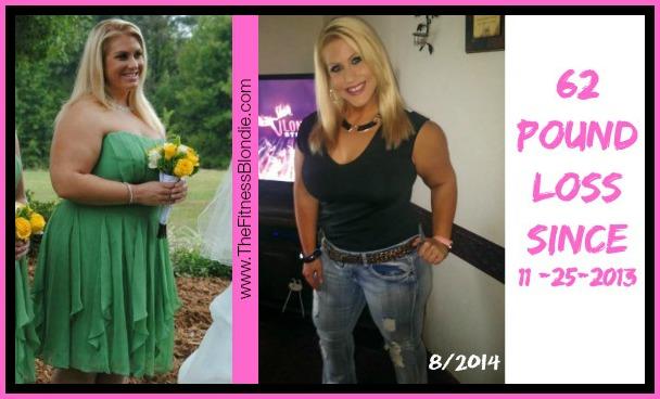 Liz Taylor of Fitness Blondie