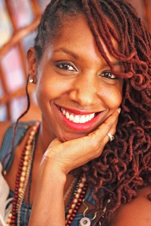 Jamila Crawford of EarthCandy