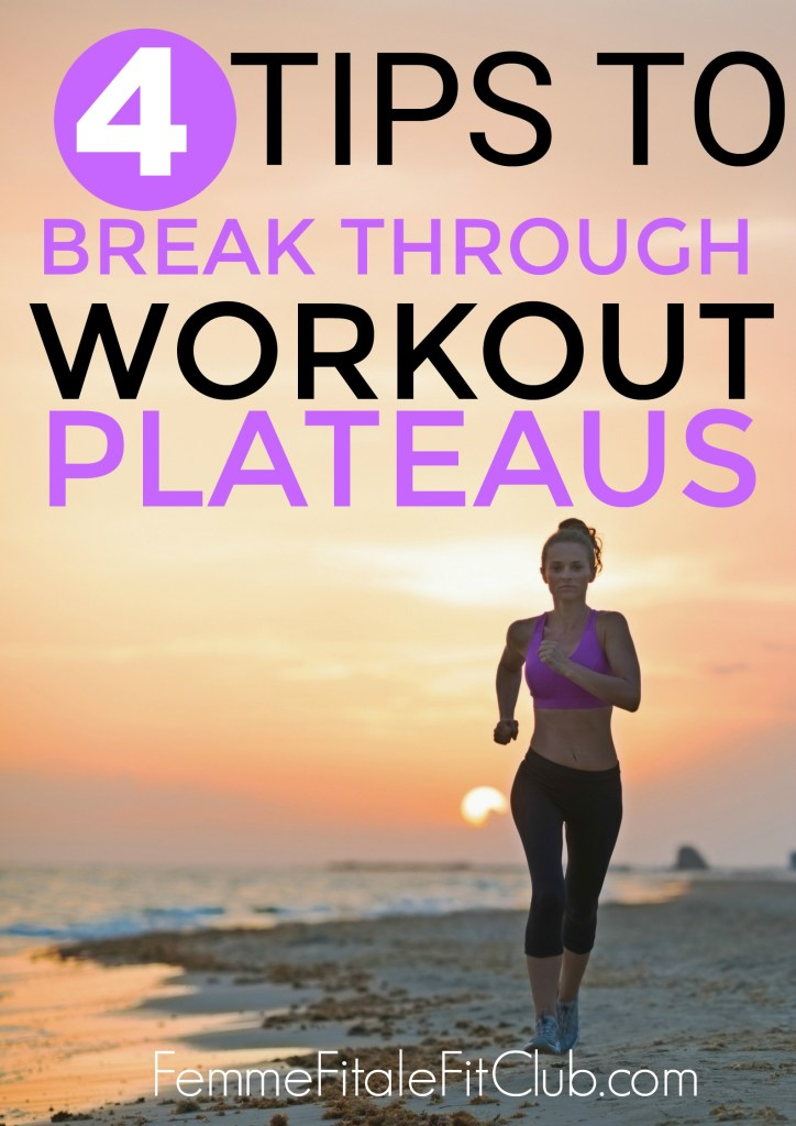 4 Tips To Breakthrough Workout Plateaus #workout #plateaus #fitness #exercise #gainz #buildmuscle #bodybuilding