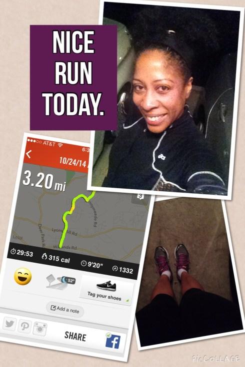 Friday Run with Black Girls Run Baltimore