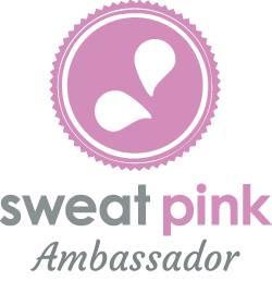 SweatPink Badge
