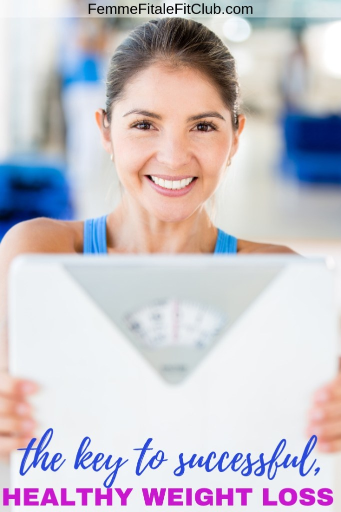 The Key To Successful, Healthy Weight Loss #weightlosstips #fatlosstips #healthy #weightloss #weightlossforwomen #trainerize #getfit #fitness #fitnesstips #healthytips #selfcare #wellnesstips