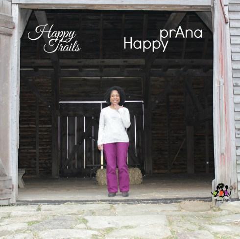 Happy Trails Happy prAna