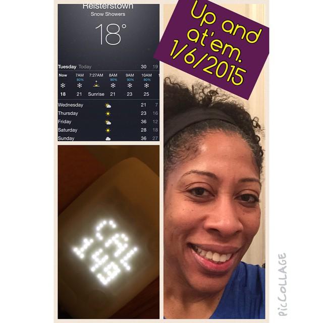 January 6, 2015 workout #workout #fitfam