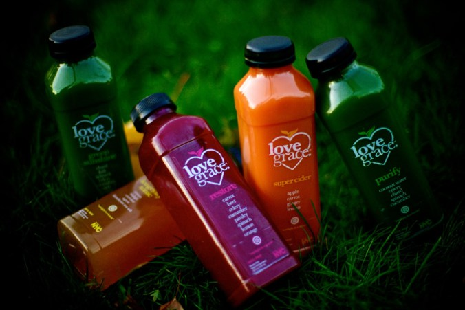 Love Grace Juice Cleanse