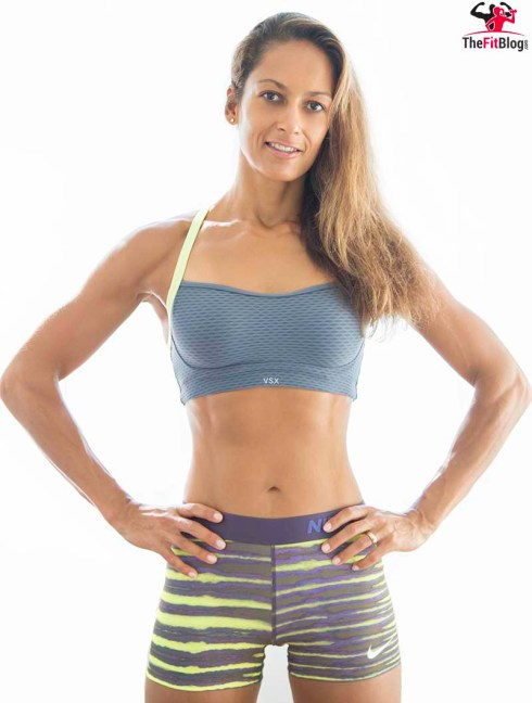 Christel Oerum of The Fit Blog