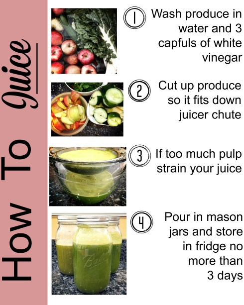 How To Juice in 5 Easy Steps