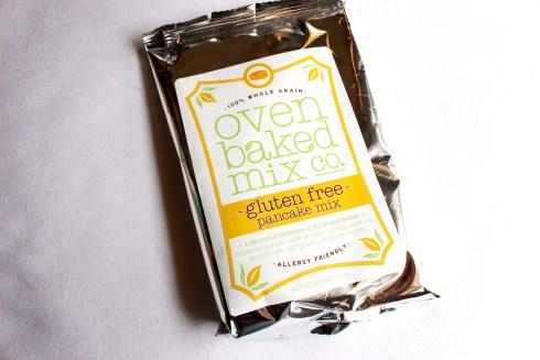 Oven Baked Mix Co pancake mix