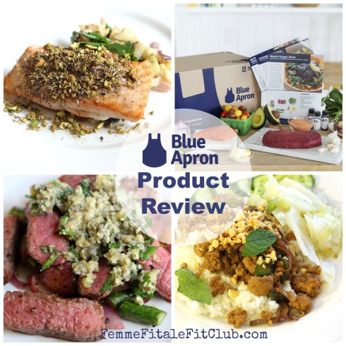 Blue Apron Product Review