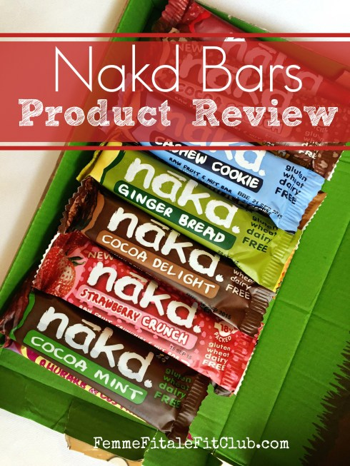 Nakd Bar Product Review