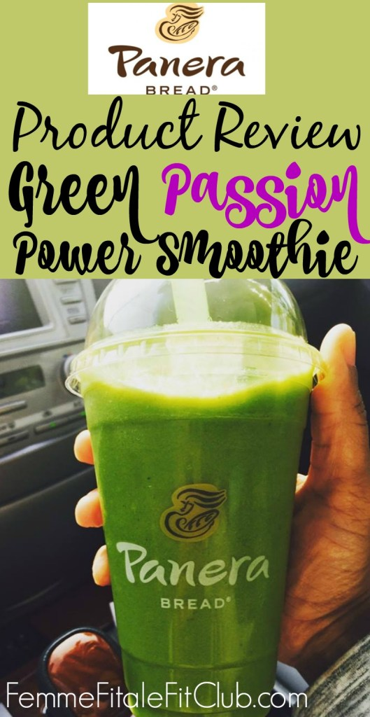 Find out what I thought about the Green Passion Power Smoothie by Panera Bread and determine if you want to try it yourself.  #nosugarchallenge #lowsugar #sugarfree #nosugar #smoothies #greensmoothies #simplegreensmoothies #smoothie #vegetables #fruit #fruitsmoothie #panerabreadsmoothierecipe