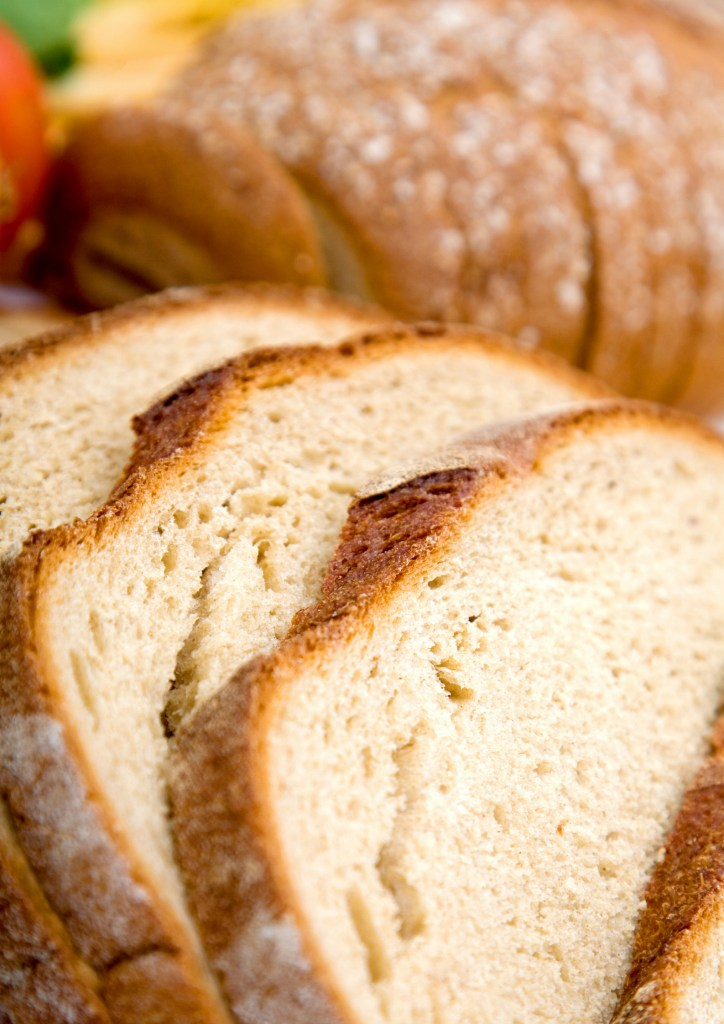 Whole Grain Bread made from flour