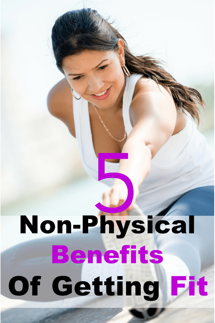 Girl stretching - 5 Non-Physical Benefits of Getting Fit