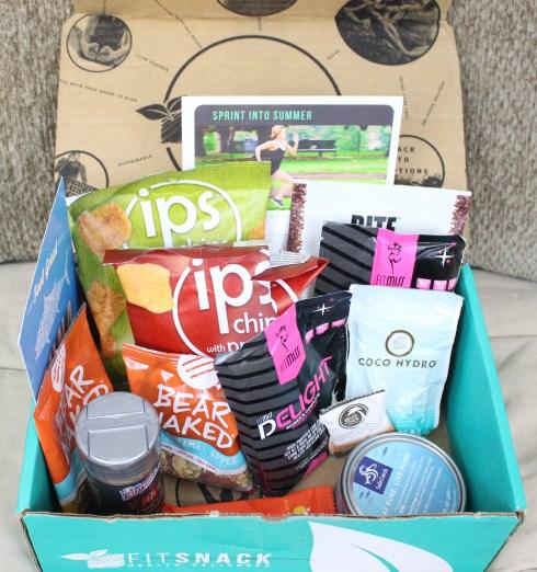 June Fit Snack Box