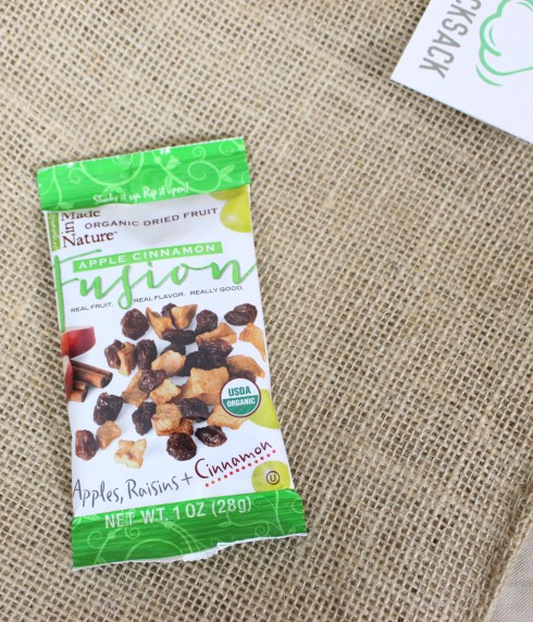 Fruit Fusion Mix by Made In Nature