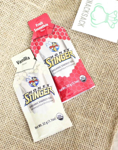 Honey Stinger Vanilla Energy Gel