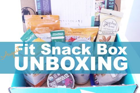 August Fit Snack Box