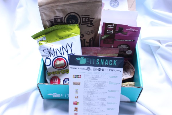 July Fit Snack Subscription Box