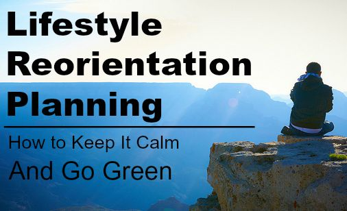 Lifestyle Reorientation Planning