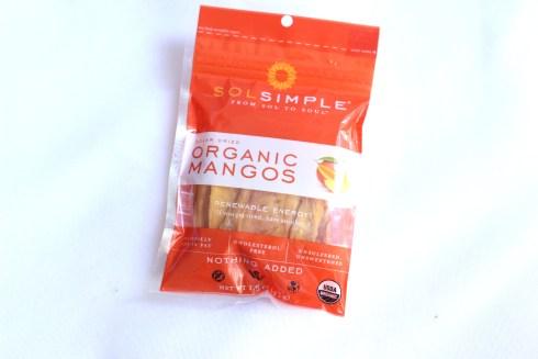 SolSimple Organic Mango